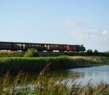 Le chemin de fer de la baie de Somme
