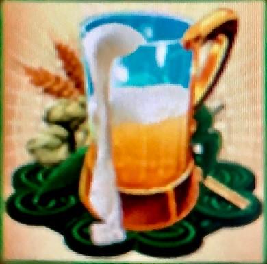 Wild Lepre'coins casino choppe bière
