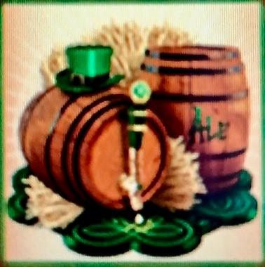 Wild Lepre'coins Tonneau vin casino
