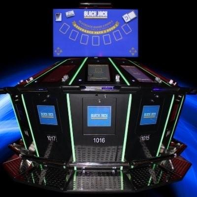 blackjack électronique