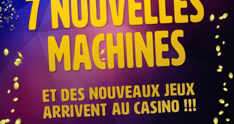 De nouvelles sensations au casino des Atlantes