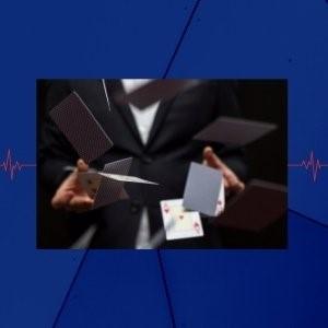 cartes blackjacj électronique