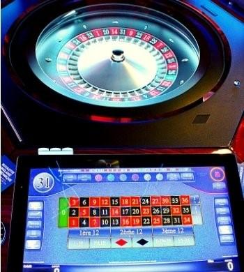 roulette anglaise électronique