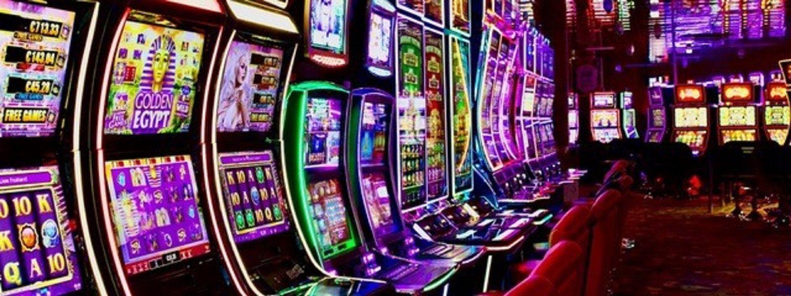 machines à sous-Casino-Jeux-Les Sables d'Olonne-Vendée-Pays de La Loire -France