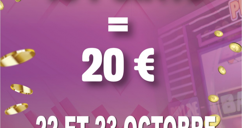 10 POINTS = 20€