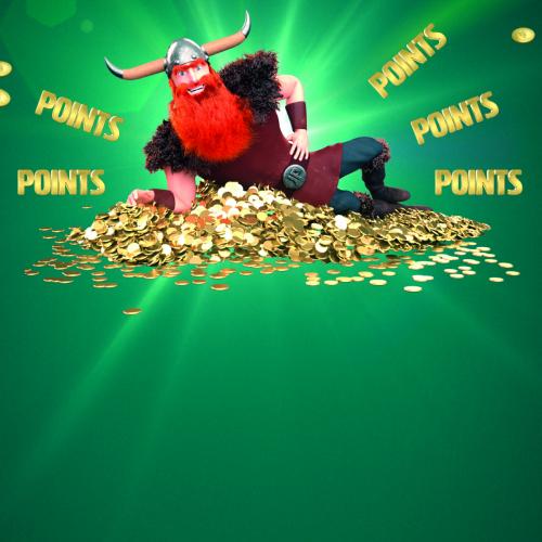 B2B 5 € / 5 Points