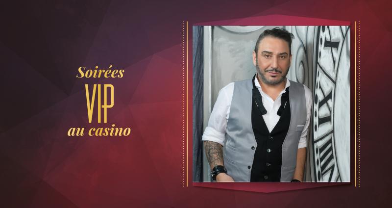 Soirée VIP - Dani Lary