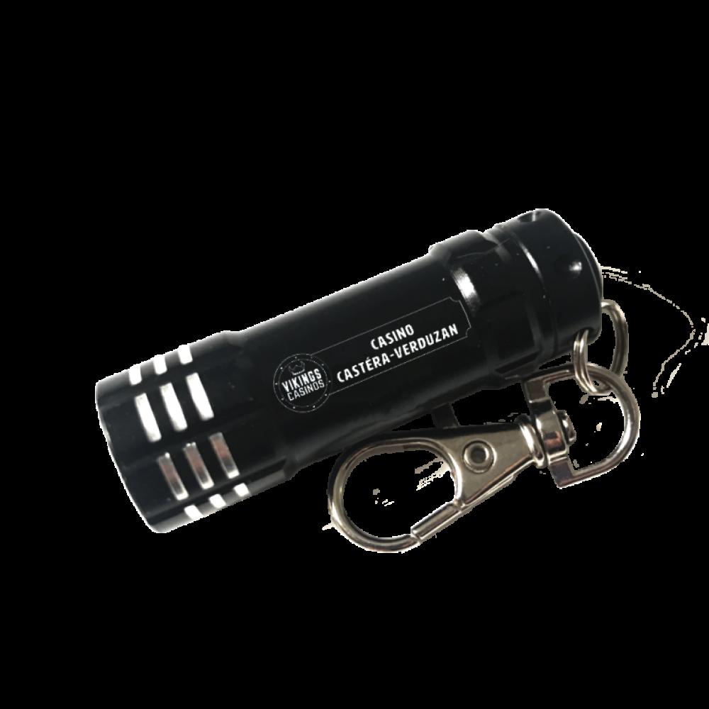 Mini lampe-torche
