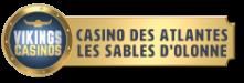 Casino aux Sables d'Olonne des Atlantes, Vendée, Pays de la Loire