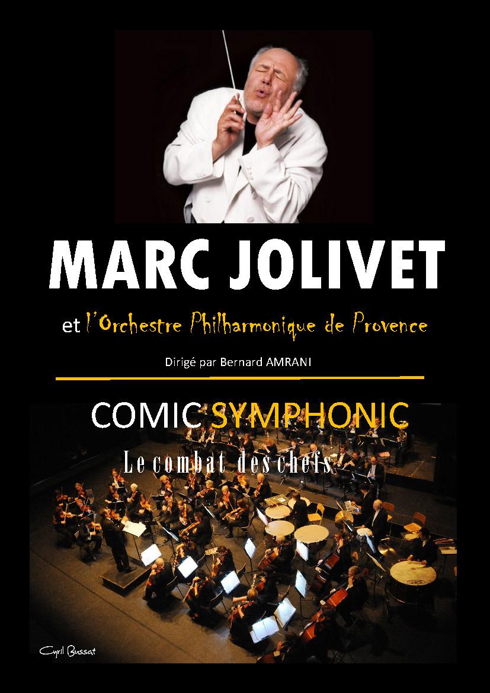 COMIC SYMPHONIC-Marc Jolivet