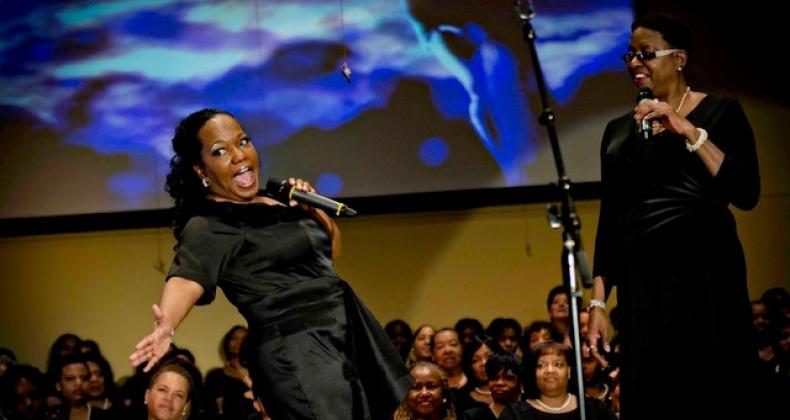 Stars Of Gospel avec Bridget Bazile