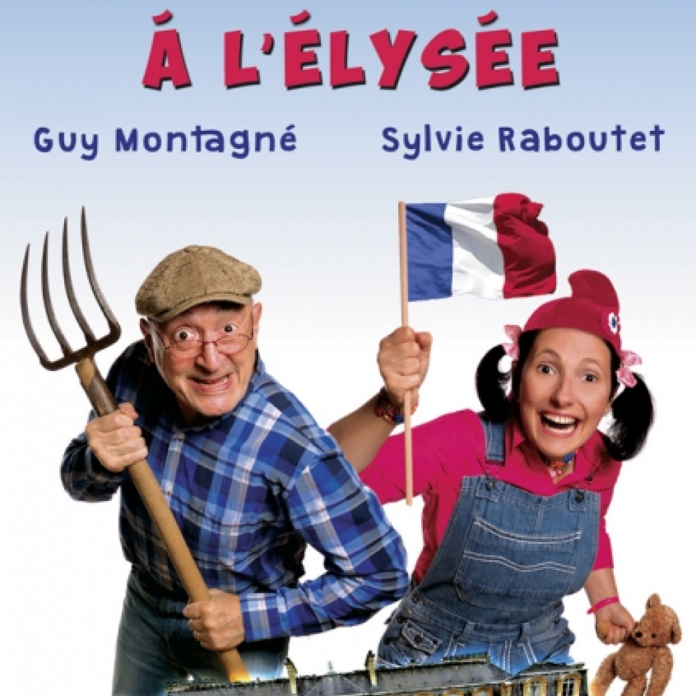 Pepette & Papy à Élysée