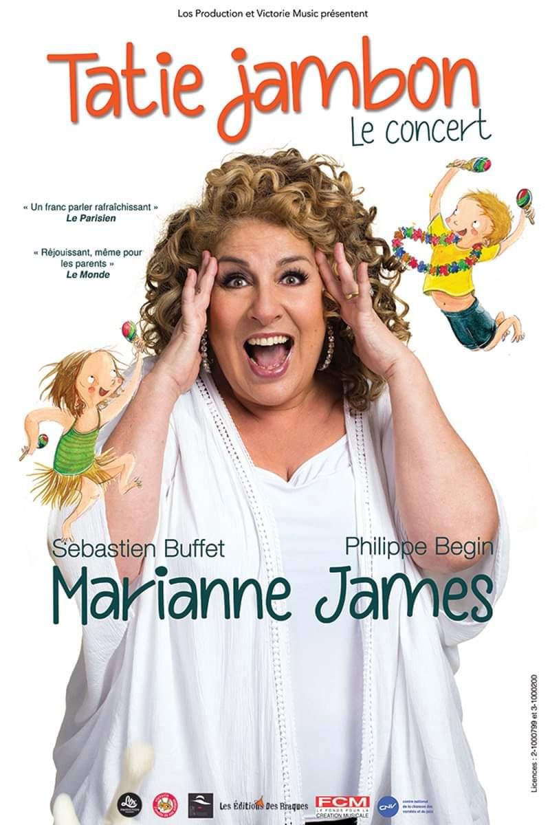 MARIANNE JAMES 'Tatie Jambon'