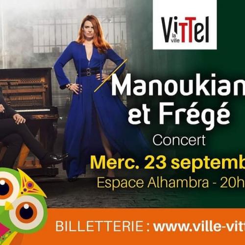 Manoukian et Frégé